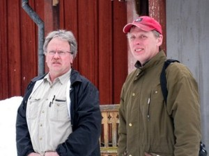 Bröderna Anders och Olle Olsson, Halvarsviken