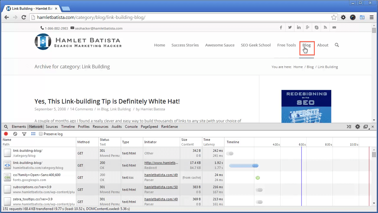 Redirect WWW to Non-WWW on Apache Step 19 - Open Another Page