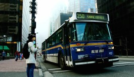 اعتصاب سراسری پرسنل اتوبوسرانی وست ونکوور در روز دوشنبه ۲۴ اکتبر