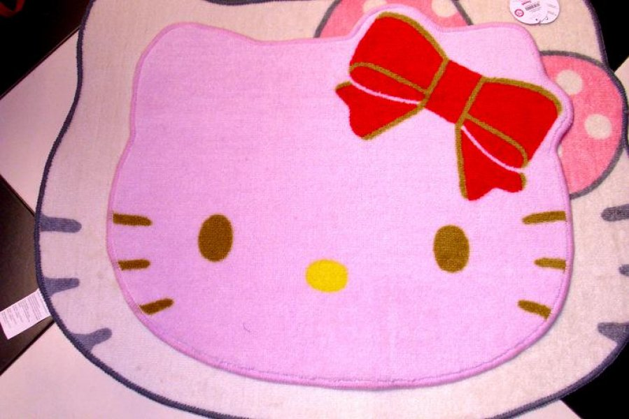 Tappeto Camera Rosa Hello Kitty Negozio Online