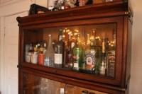 Wood Work Outdoor Liquor Cabinet PDF Plans