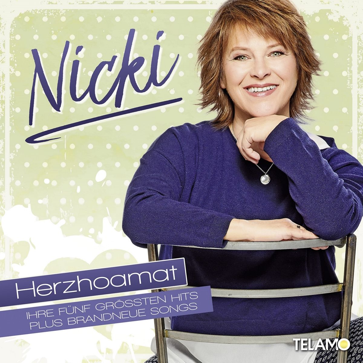 Nicki Herzhoamat Austriancharts At - Nicki Vorhang Auf Text