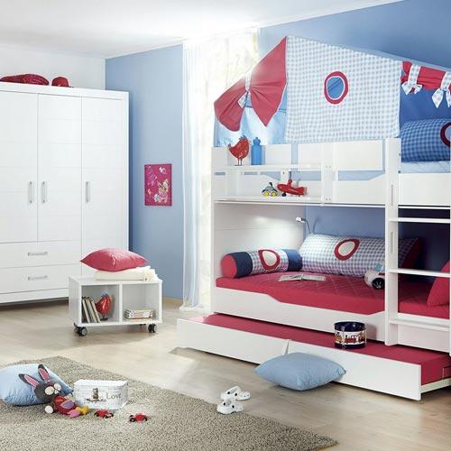 Kinderzimmer Möbel und Ideen zur Einrichtung - Höffner - babyzimmer madchen und junge