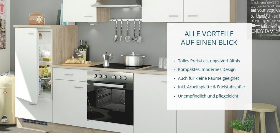 Onlineküchen Möbel Höffner - kompaktes minikueche design konzept