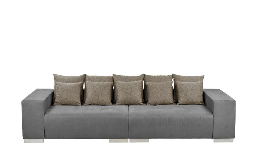 Big Sofa Höffner Switch Big-sofa Max | Grau, Beige | Möbel Höffner