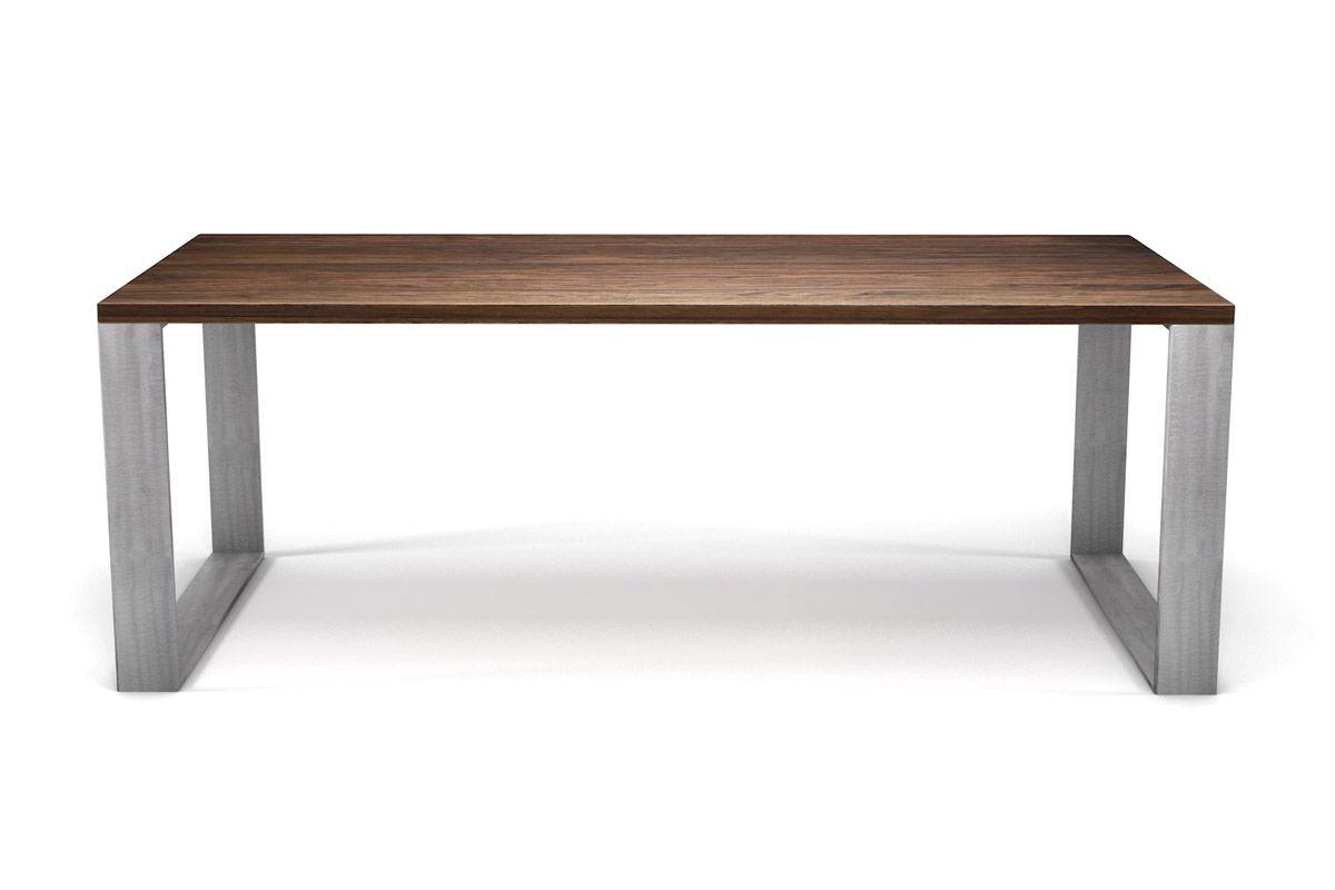 Nussbaum Tisch | Nussbaum Tisch Farum Modern Nach Maß Ansehen