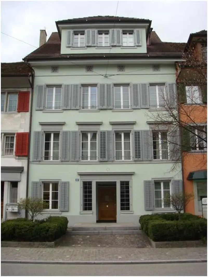 Please Read Carefully Three Turnkey Residential And Office Solutions In Zug S Old Town Zug Wohnung Mieten Homegate Ch