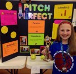 Tribe Player Grand Champion At Science Fair