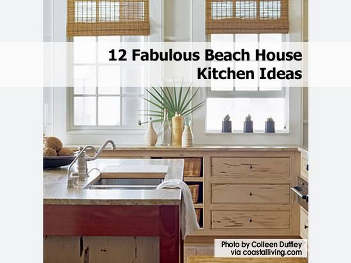 Beach House Kitchen Ideas 17 Amazing Beach House Kitchen Designs Home Plans