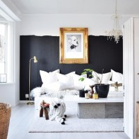 TRENDING: Half painted walls | HouseAndHome.ie