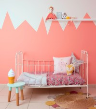 TRENDING: Half painted walls