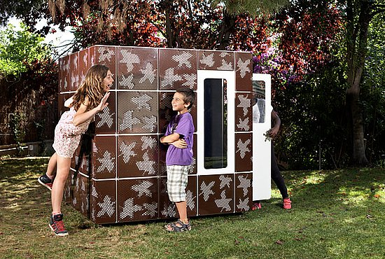 Modern kids playhouses
