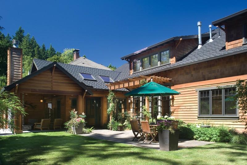 hillside log home plans spacious hillside craftsman home plan hillside home plans designs house design ideas