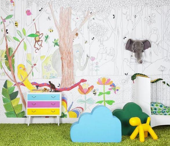 The Finest Wall Decorations For Kid39s Room Universal