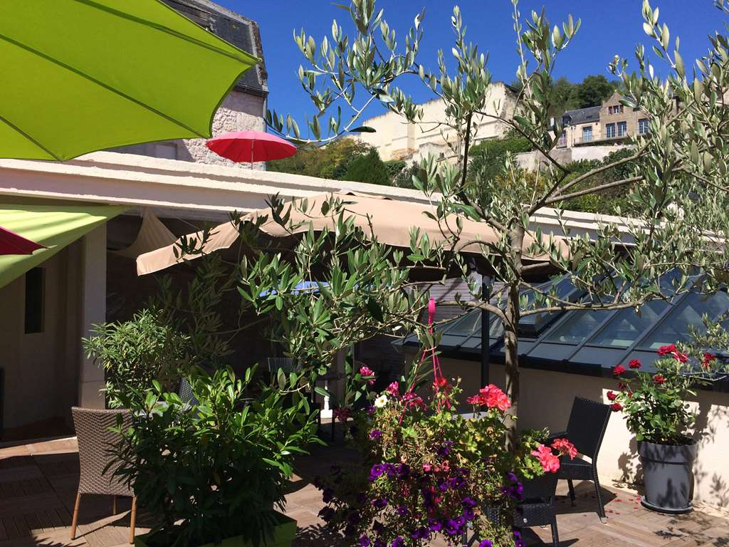 Inter Hotel La Terrasse Tours Best Western Hotel De France Chinon France Hotels First Class