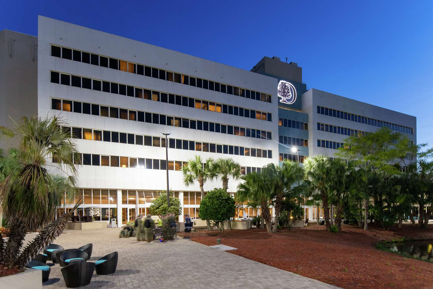 Meetings And Events At Doubletree By Hilton Hotel Jacksonville Airport Jacksonville Fl Us