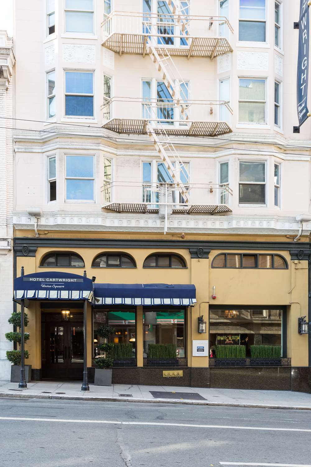 Hotel Union Square San Francisco The Cartwright Hotel Union Square Best Western Premier Collection