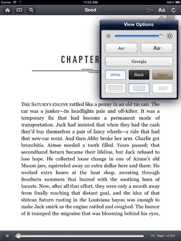 Kindle app gains multicolor highlights, book end actions and more