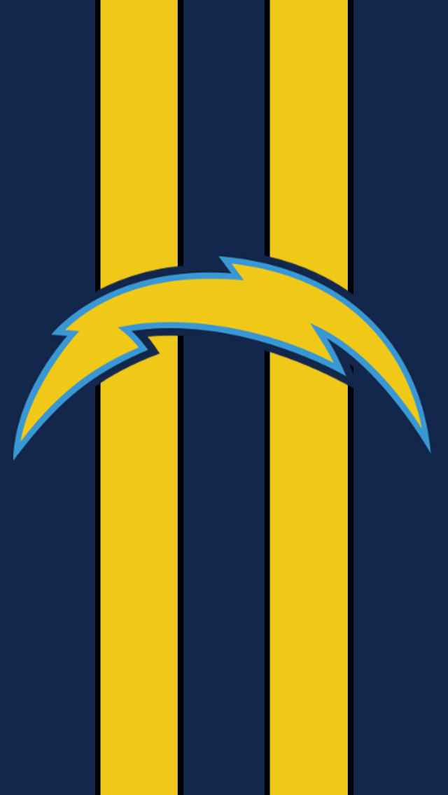 San Diego Chargers Iphone Wallpaper Complete Nfl Wallpaper Collection For Iphone