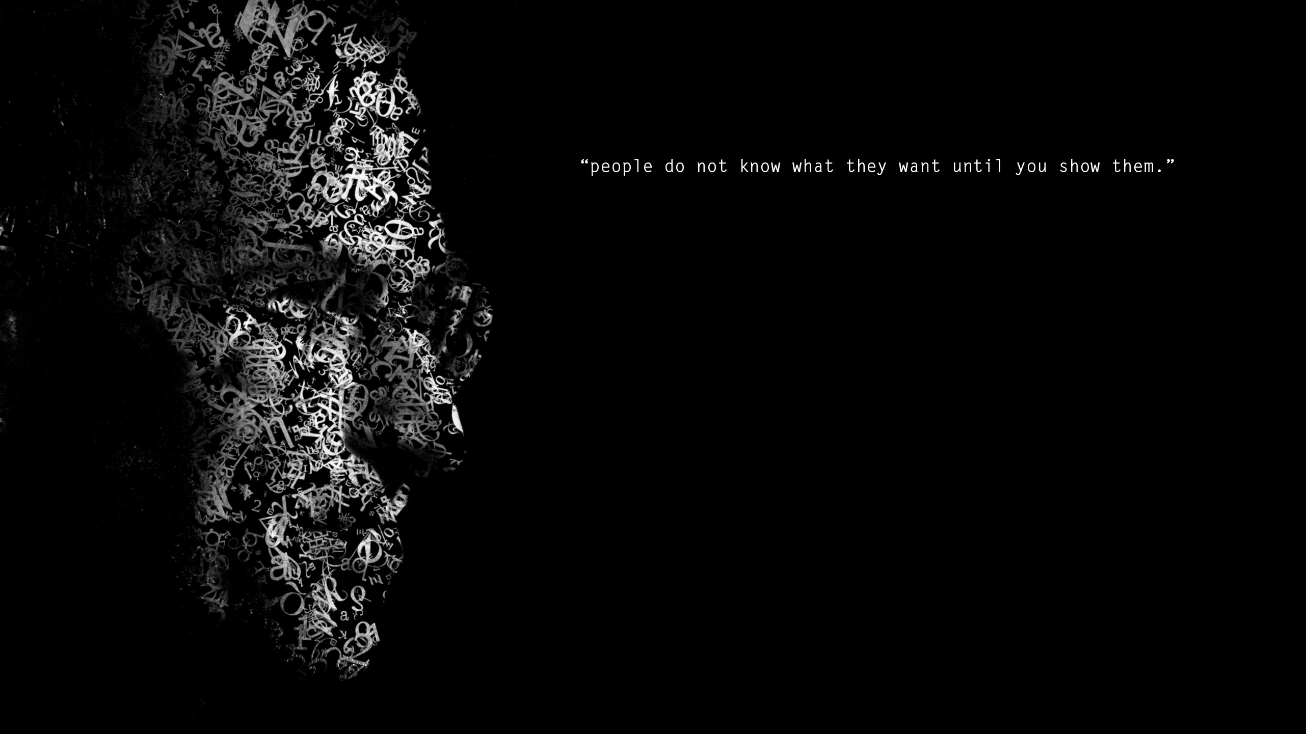 Hd Quote Wallpapers For Laptop Wallpapers Of The Week Sunny Clouds And Steve Jobs