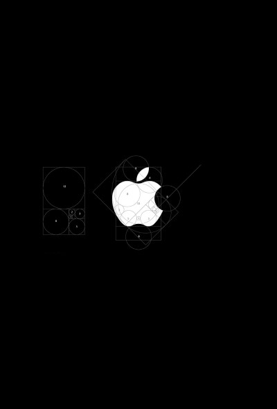 Wallpapers of the week: Apple logos