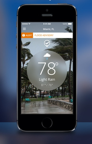 weather channel app free download