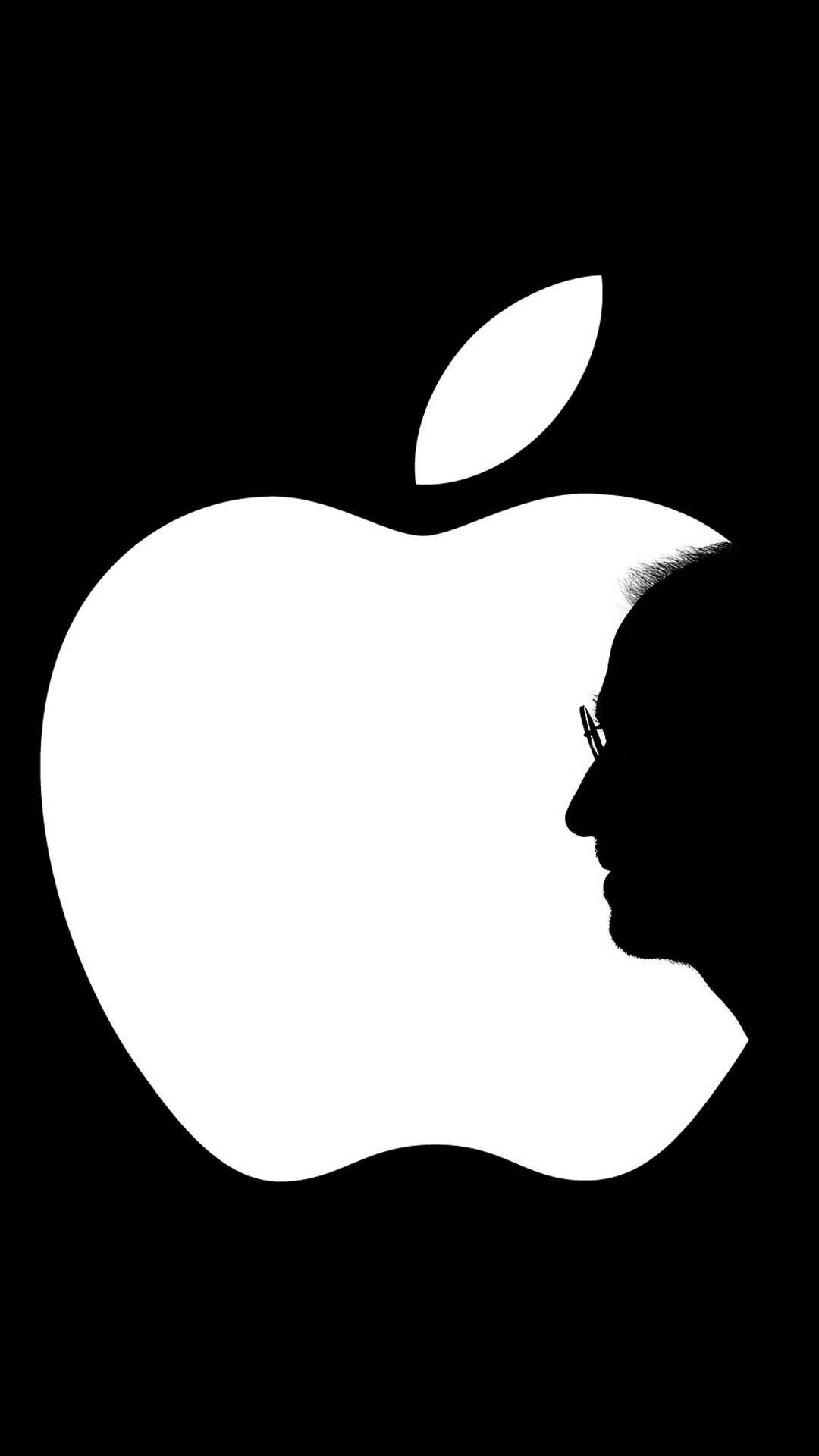 Iphone 6 Plus Black Wallpaper Steve Jobs Tribute Wallpapers For Iphone 6 And Iphone 6 Plus