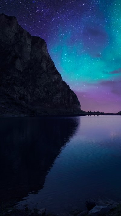 Wallpapers of the week: lakes