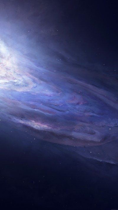 Gorgeous galaxy wallpapers for iPhone and iPad