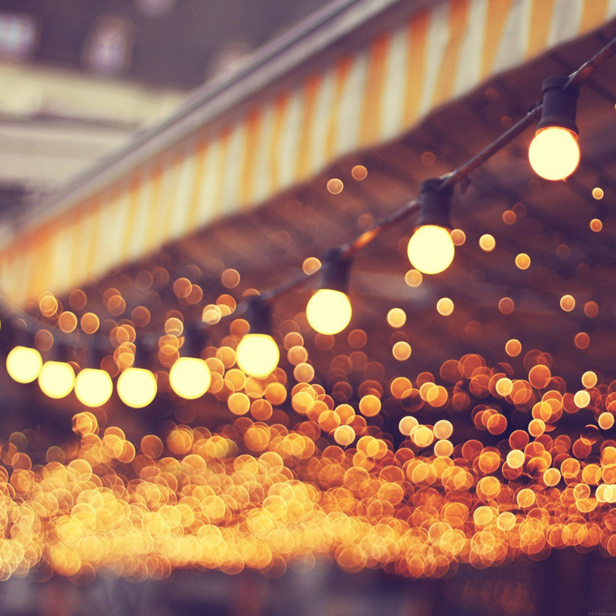 Fall Lights Iphone Wallpaper Bokeh Wallpapers For Iphone And Ipad