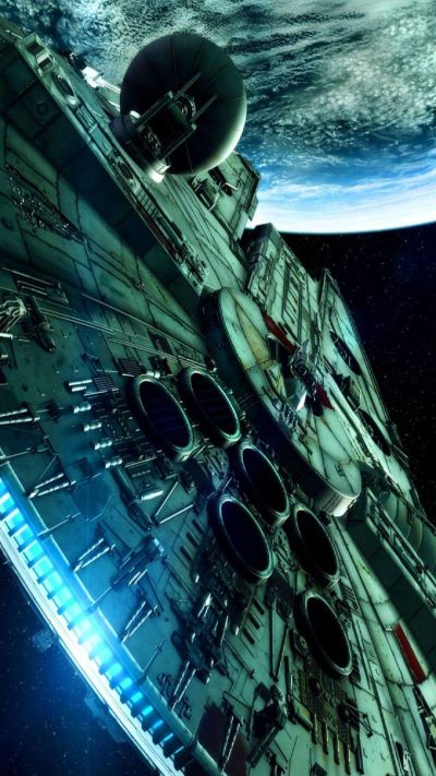 Star Wars wallpapers for iPhone and iPad
