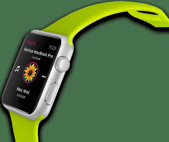 Mac ID en Apple Watch