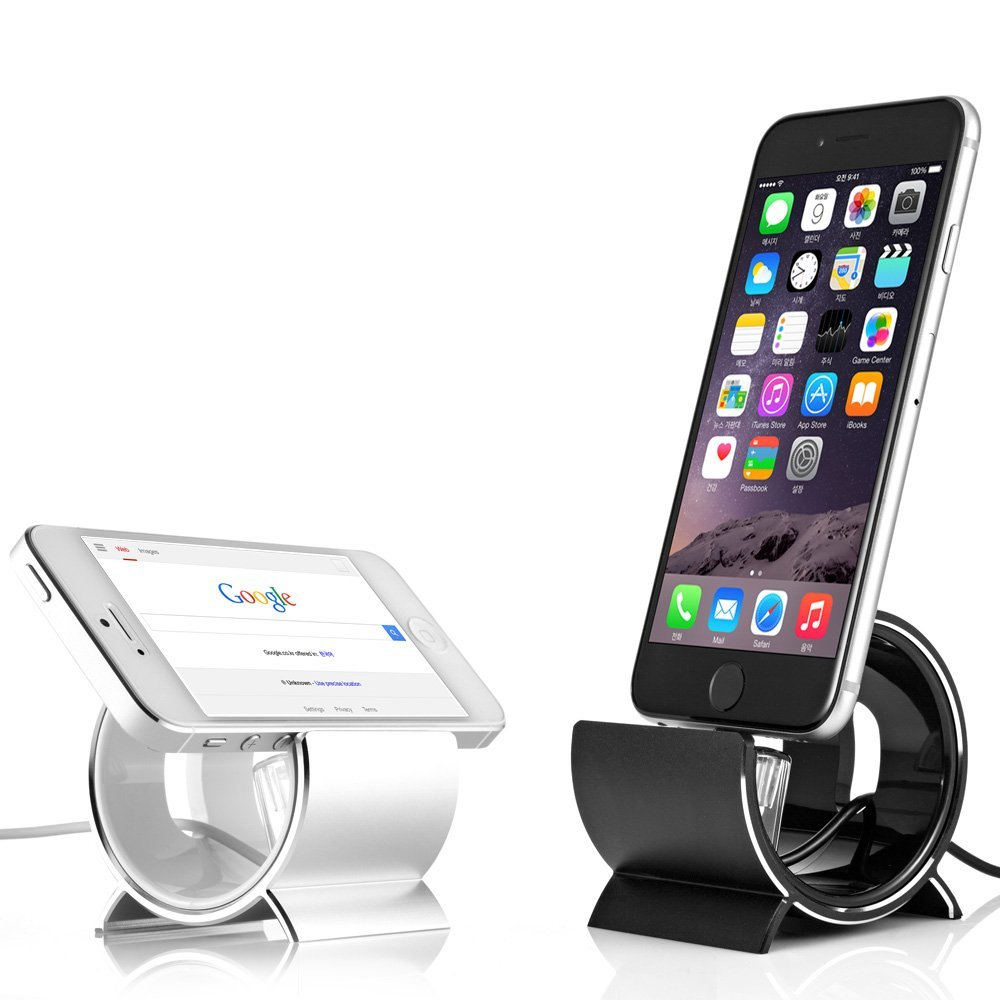Stylish Charging Station The Syncstand Is A Sleek And Stylish Charging Dock For Your Iphone 6