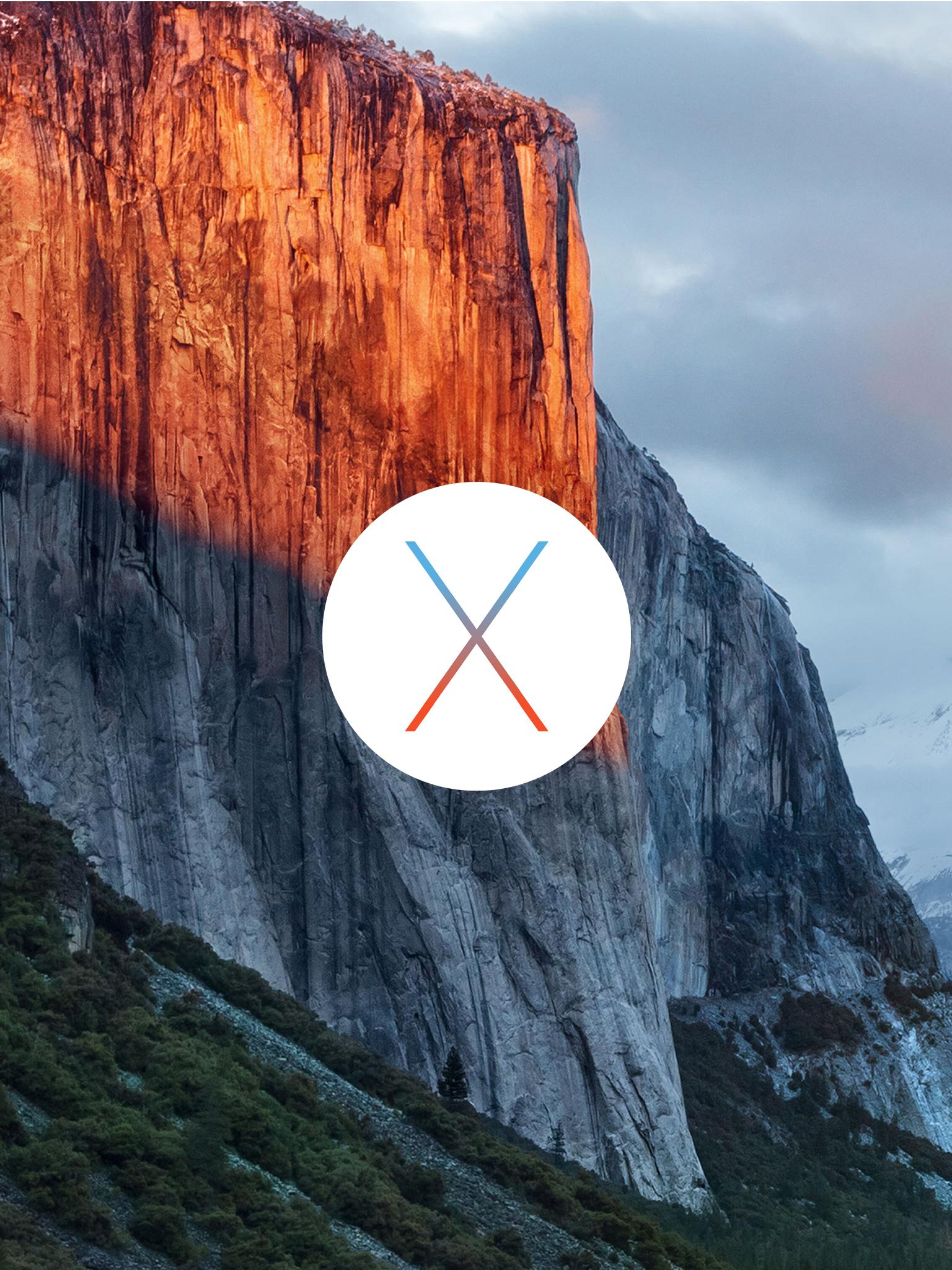 Iphone Default Wallpaper Official Os X El Capitan Wallpaper For Iphone Ipad Desktop