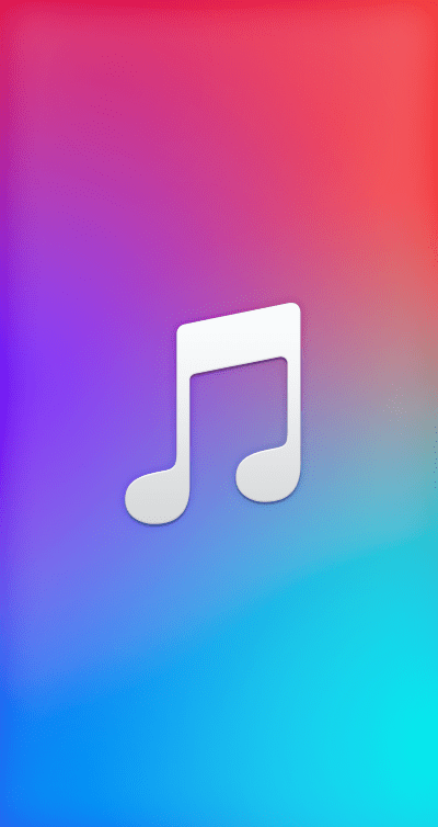 Apple Music-inspired wallpapers for iPad, iPhone, and Apple Watch