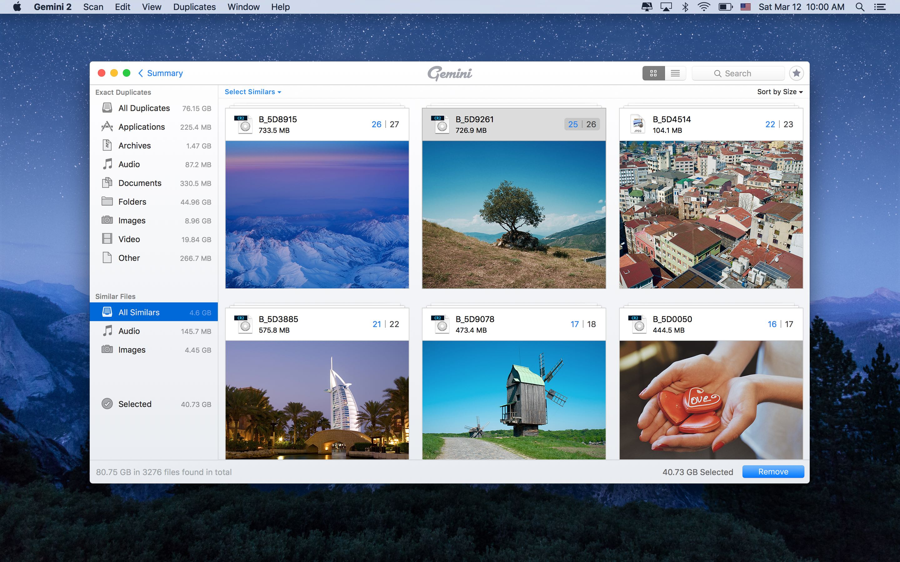 Gemini 2 Review Freeing Up Your Mac S Storage With Gemini 2 A Smart