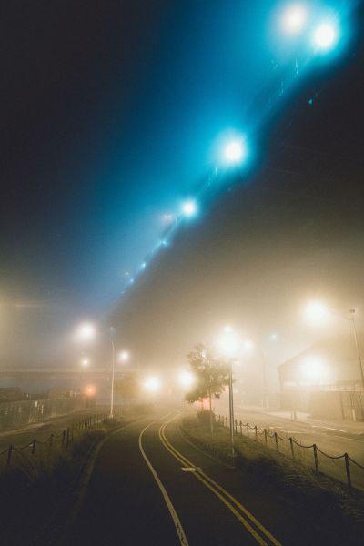 Wallpapers of the week: fog