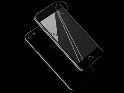 iPhone 7 geometric wallpaper