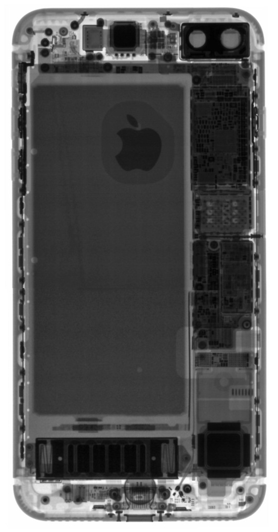 Iphone 8 Plus Internals Wallpaper Iphone 7 Plus Teardown 3gb Of Ram Faux Speaker Grille