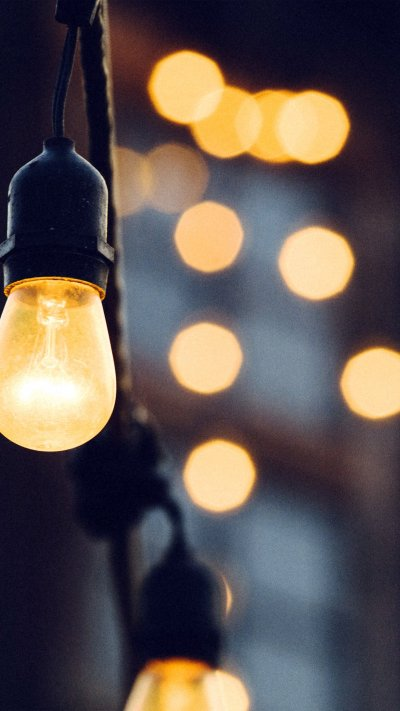 Wallpapers of the Week: bokeh