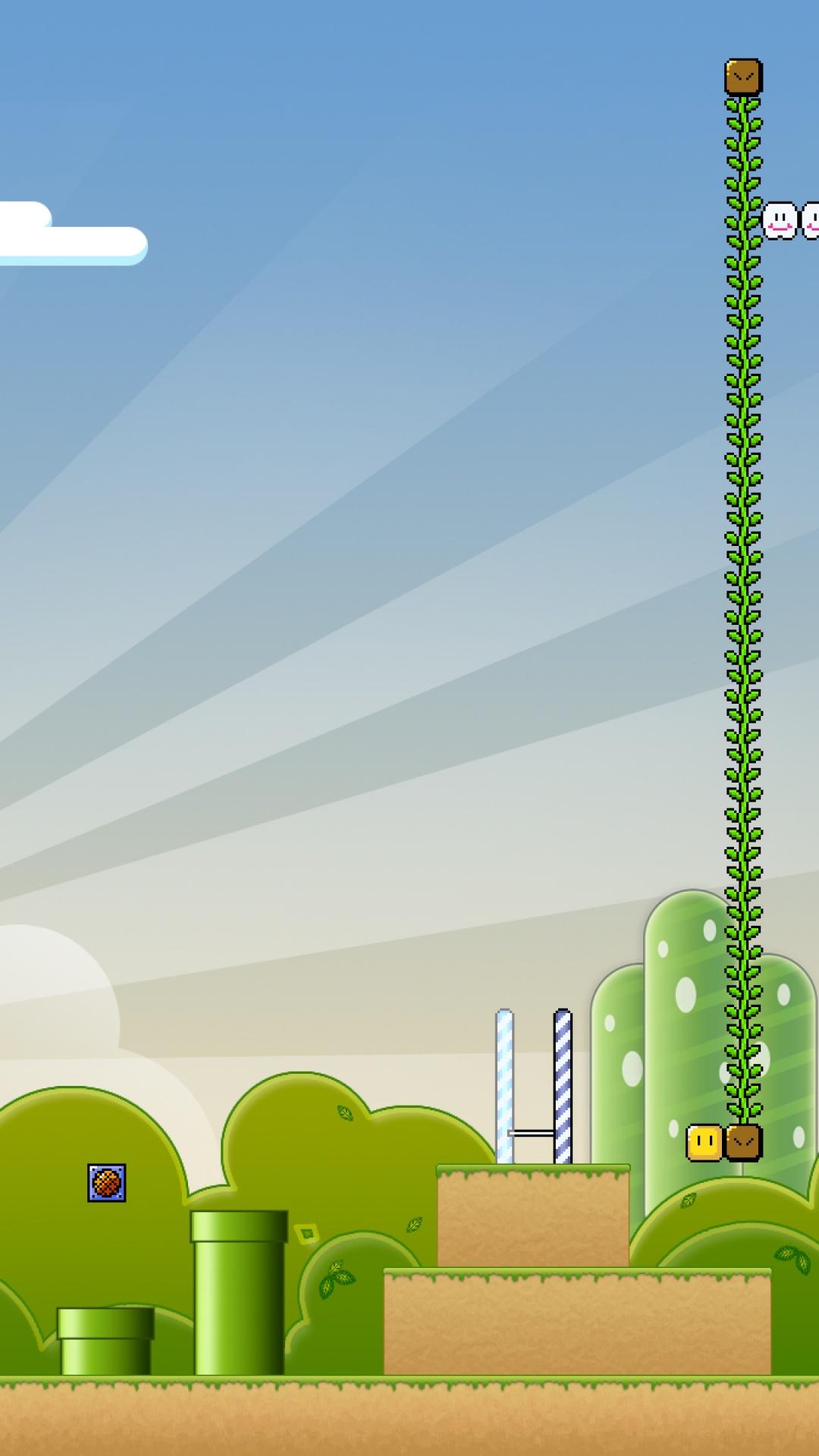 Mario iphone wallpaper mushrooms red green 1 up