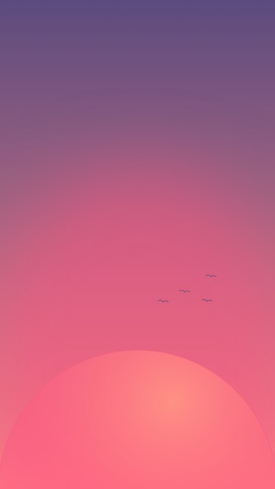 Minimal iPhone wallpapers