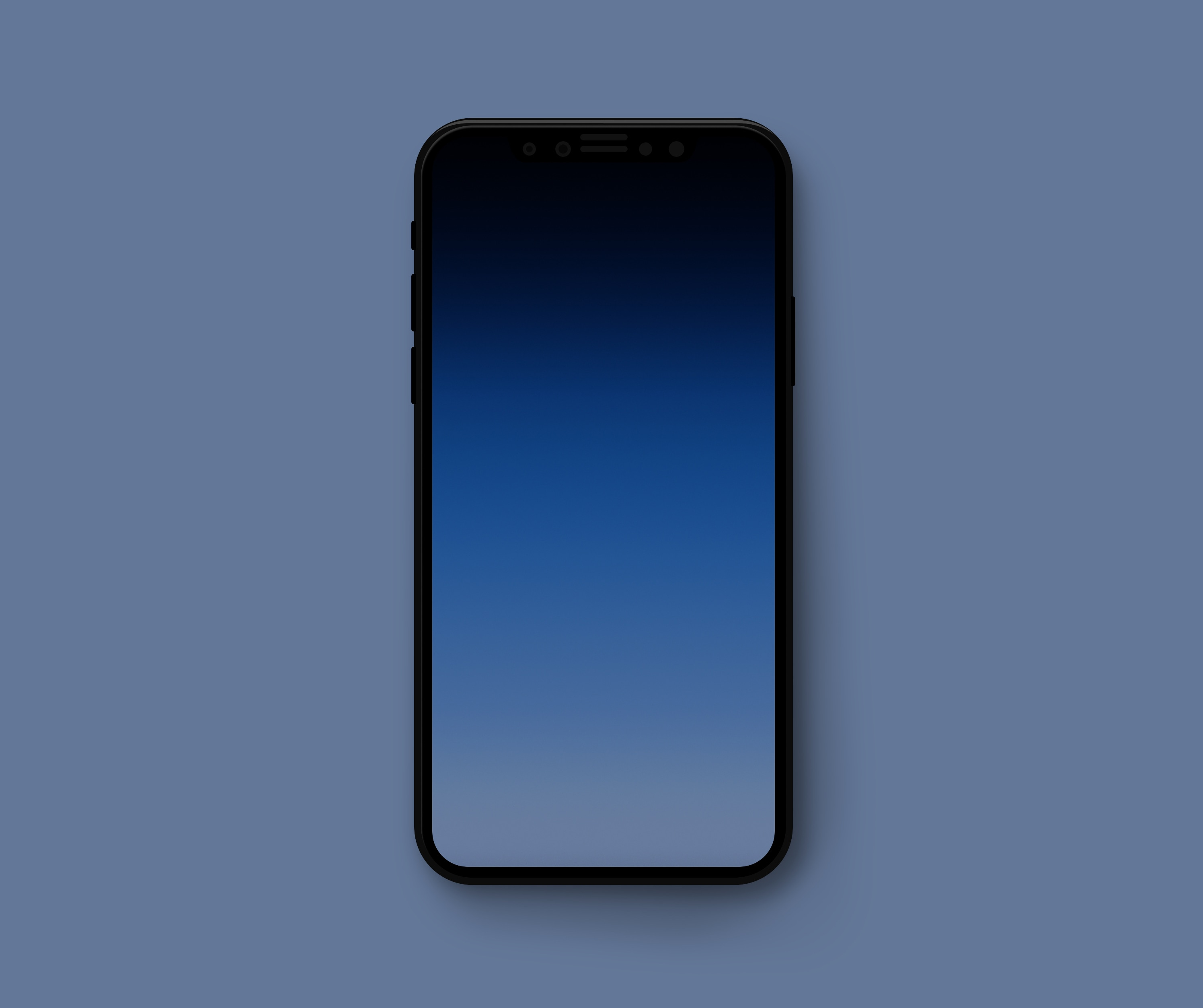 More Wallpaper For Iphone X Minimal Gradient Wallpapers To Hide The Iphone X Notch