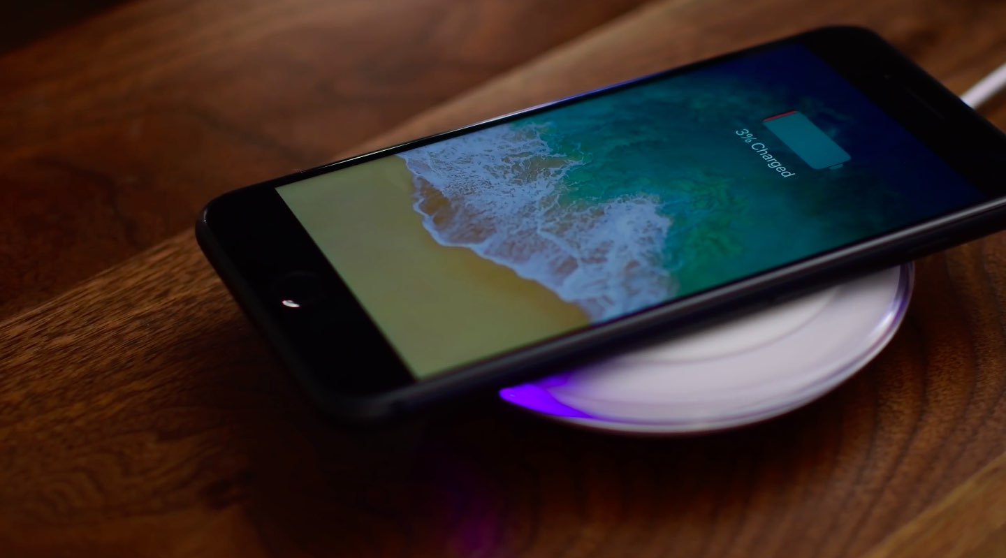 Wireless Charging Iphone Juicing Up Your Iphone 8 Iphone X Using Samsung S 10w Qi