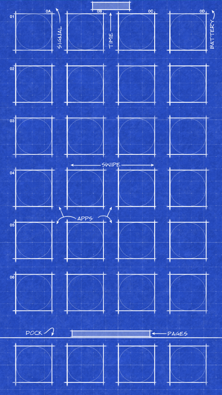 Animated Hd Wallpapers 1080p Free Download Grid And Blueprint Wallpapers For Iphone