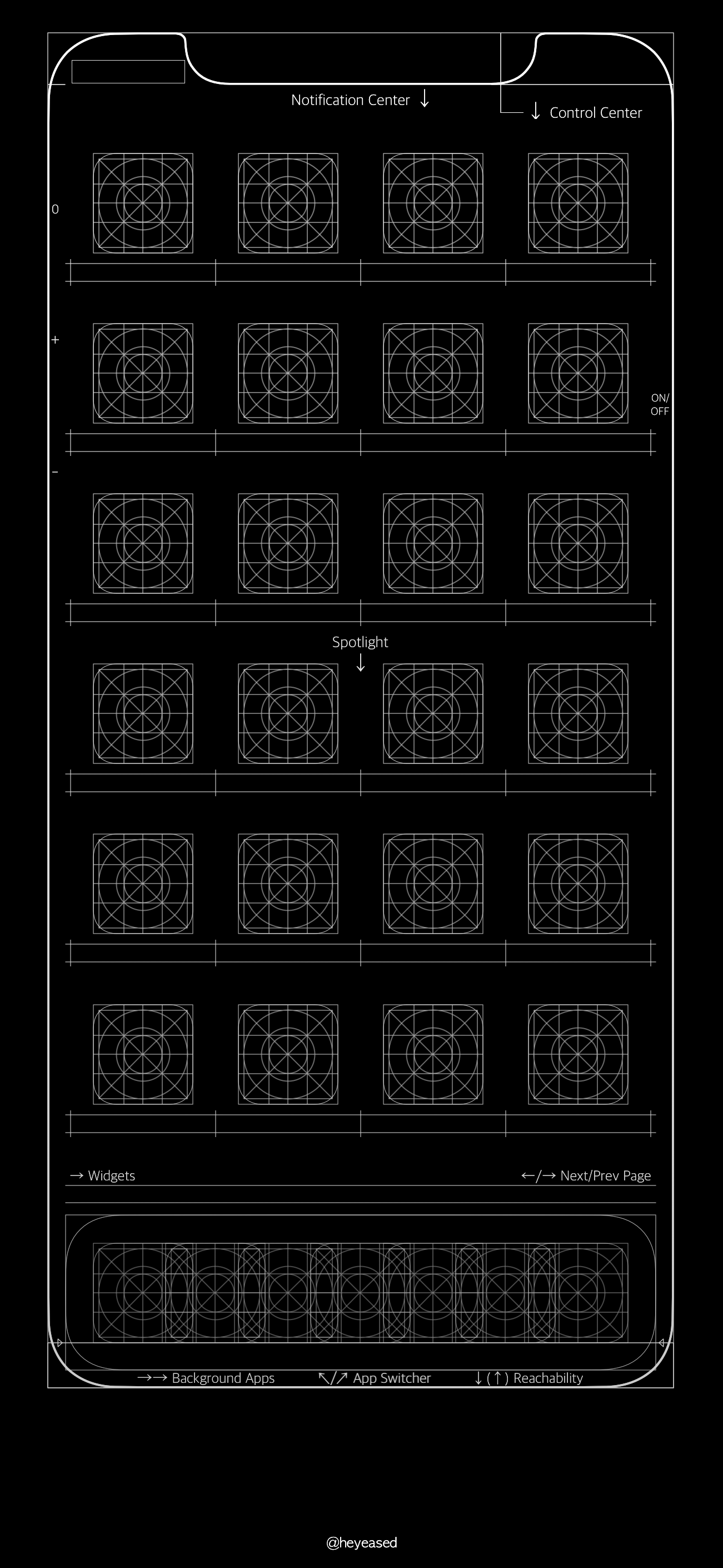 Shelf Wallpaper Hd Grid And Blueprint Wallpapers For Iphone