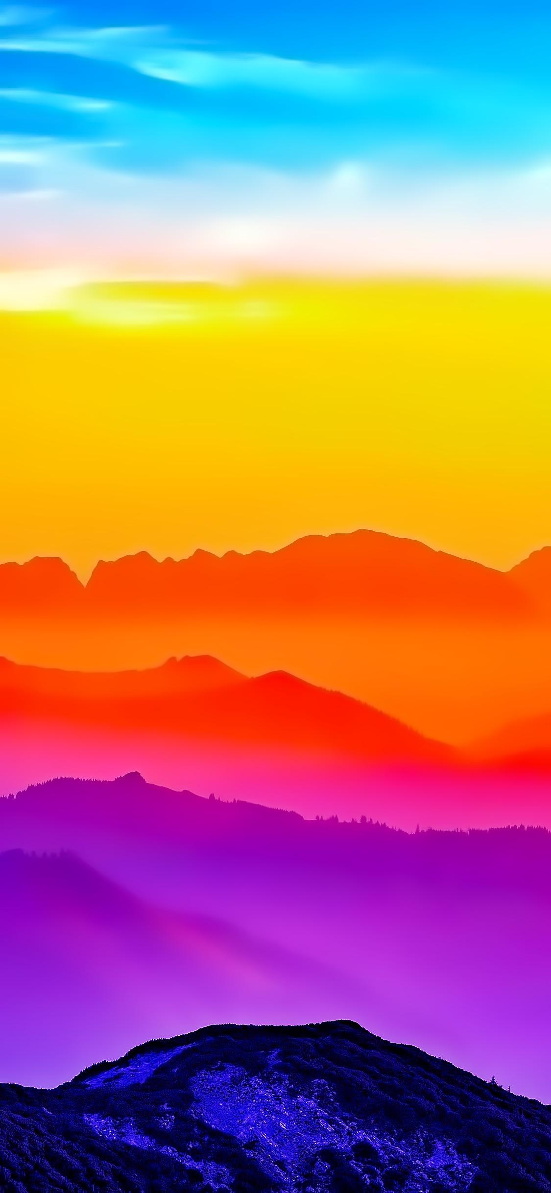 Snow Falling Wallpaper For Ipad Vivid Colors Iphone Wallpaper Pack