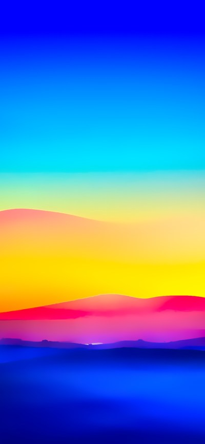 Vivid colors iPhone wallpaper pack