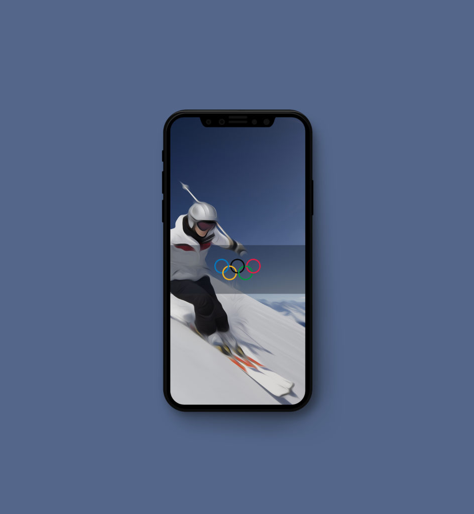 Best Wallpapers For Iphone X App Pyeongchang Winter Olympics Wallpaper