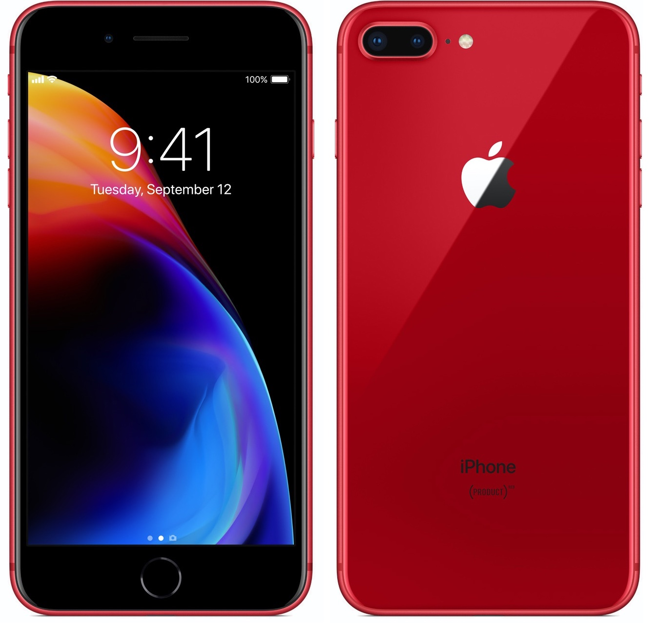 Stunning Black Wallpapers Iphone 8 Product Red Edition Available To Order Tomorrow